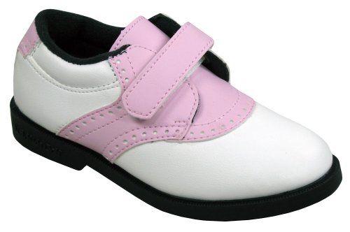 US Kids Swing-Rite Spikeless Golf Shoes