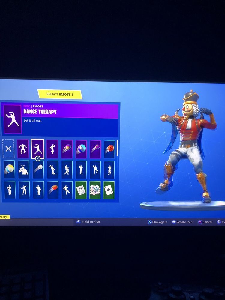 Fortnite Account Nutcracker Skin And More Fortnite Launch