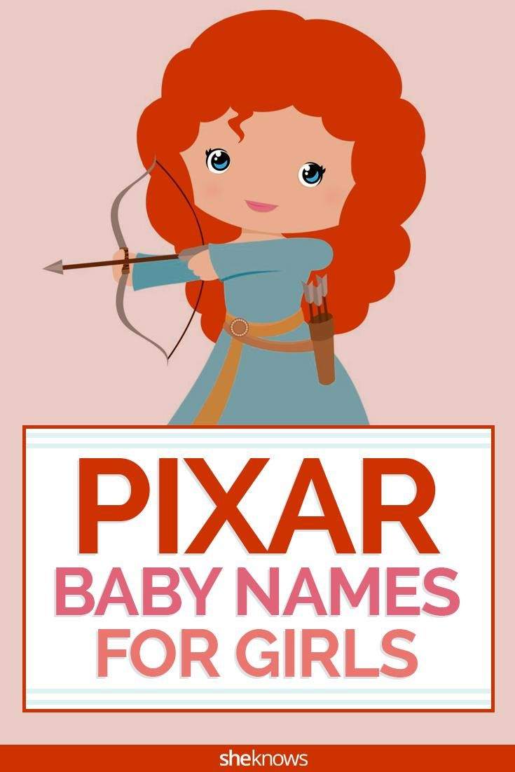 Your favorite pixar movies offer up some adorable baby names names