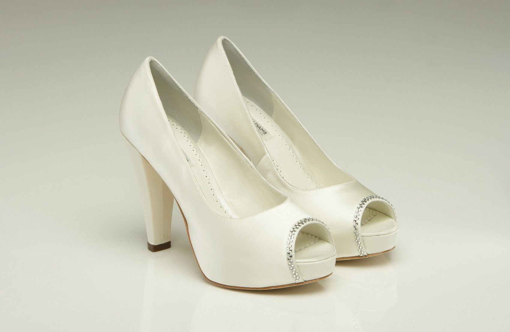 Benjamin Adams Scarlet Wedding Shoes