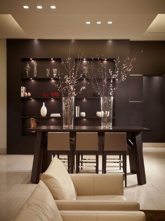 Barry Grossman Photography Stunning Dining Room Centerpiece Ideas