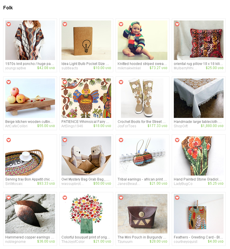 Gorgeous collection!  Welcome and liked please!  http://www.etsy.com/treasury/MTc2NDcyMzF8MjcyMzMzMzQ5Ng/folk