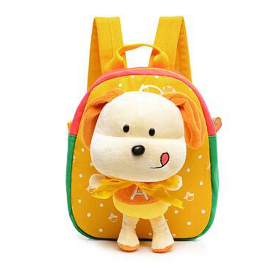 16a5151a4afc 2016 New Cartoon Kid School Backpack For Child School Bag For Kindergarten  Girl Baby Student School Boy Cute bear Backpack
