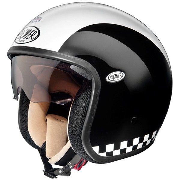 Premier Anniversary Vintage Retro Phil Read Replica Helmet Vintage Helmet Motorcycle Helmets Cool Motorcycle Helmets