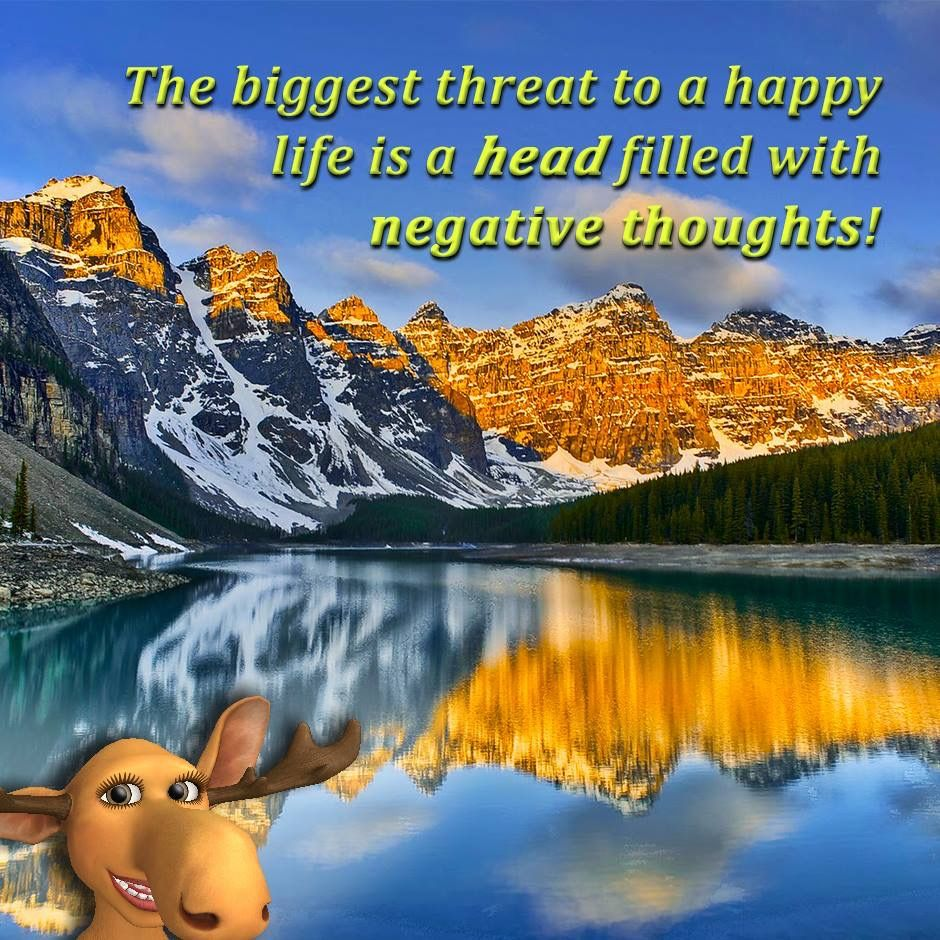 The biggest threat to a happy life