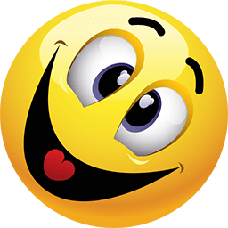 Crazy And Happy Emoticon | EMOTICONOS | Pinterest | Happy ...