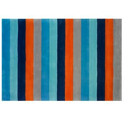 kids rugs kids multi color blue bold wide stripe rug in patterned rugs f for jax room