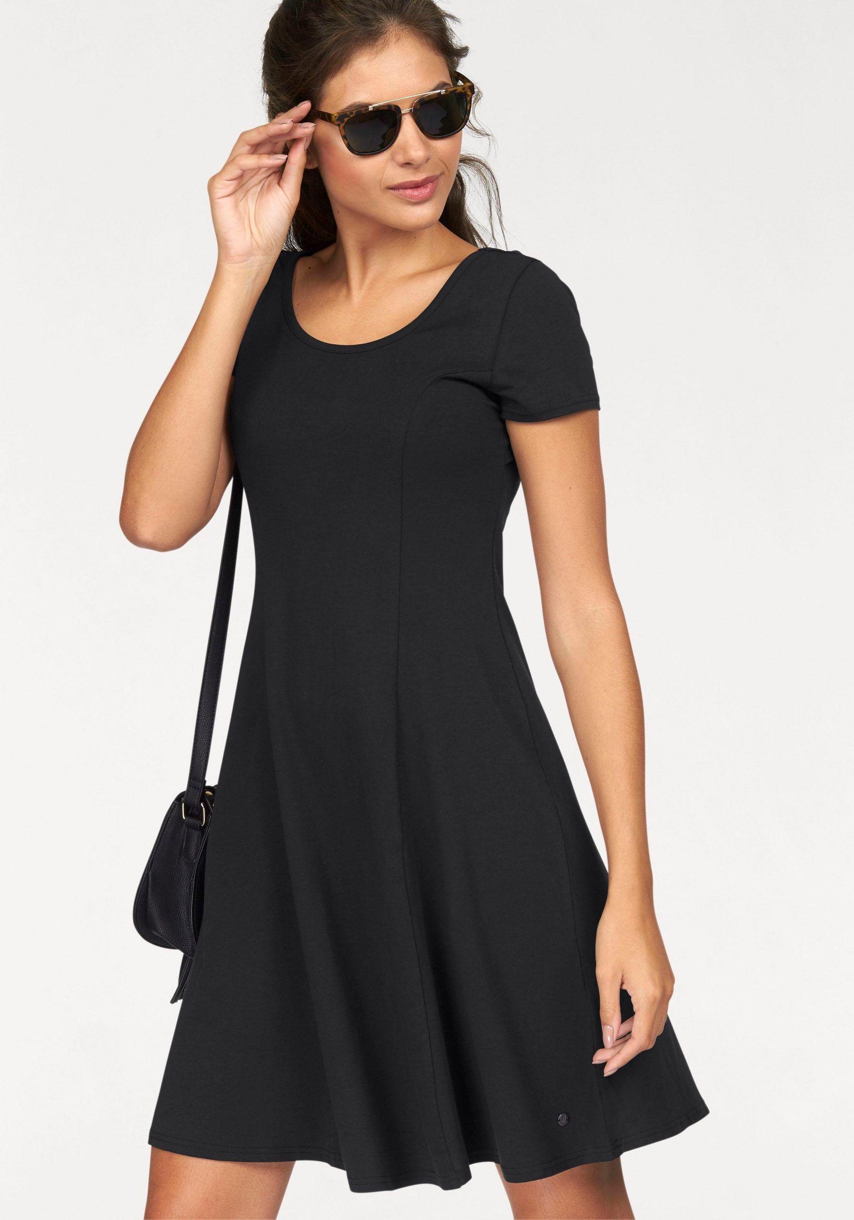 Kleid a linien form