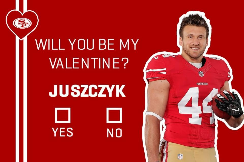 So What S It Gonna Be Valentines Day Memes Valentine Day Cards 49ers