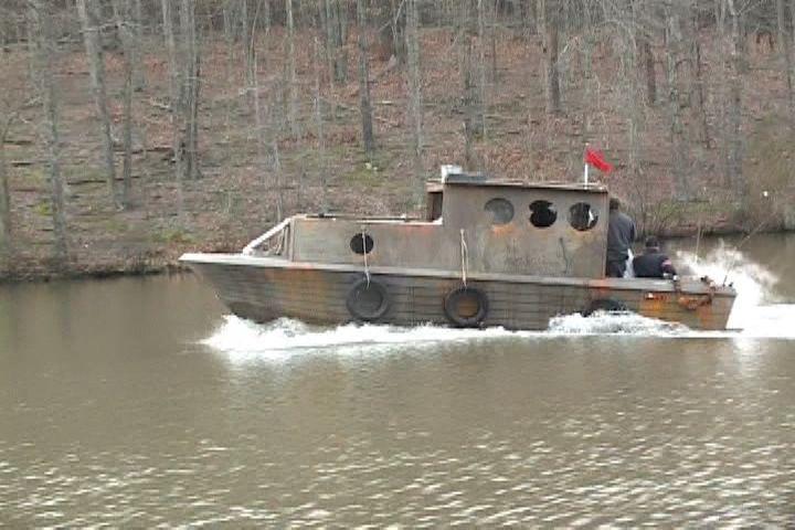 Training craft to replicate opposing force.