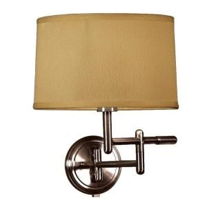 Stovie S Room 1 Light Oil Rubbed Bronze Wall Pivoter Swing Arm