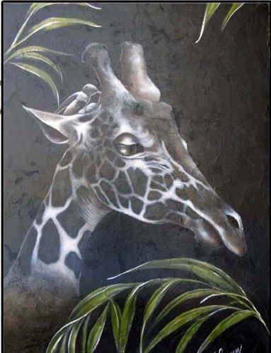 nicole laurence patrons et pi ces de bois pour peinture d corative z bres girafes afrique. Black Bedroom Furniture Sets. Home Design Ideas