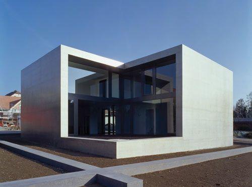 Findling House by Ken Architekten - Design Milk