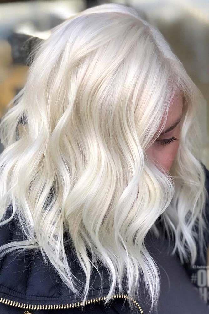 Blonde Haartöne