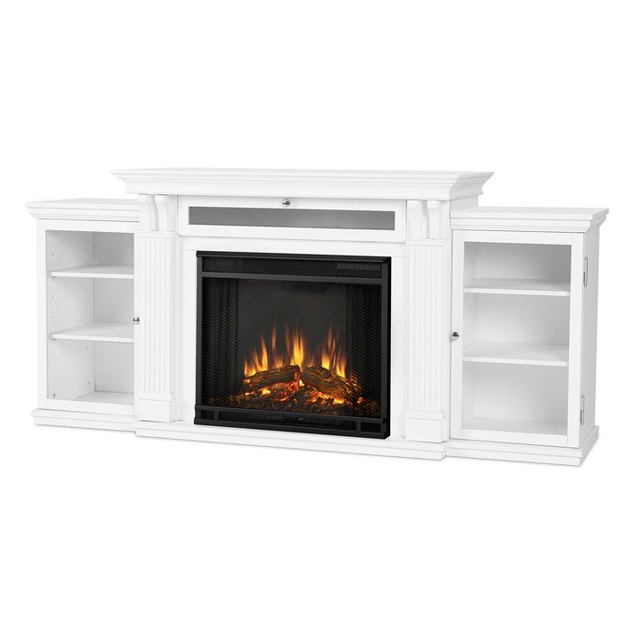 Cali Tv Stand With Fireplace For The Home Electric Fireplace