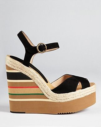 aa77e6a5211 Andre Assous Sandals - Pipoan Wedge   Bloomingdale's   Fashion <3 ...