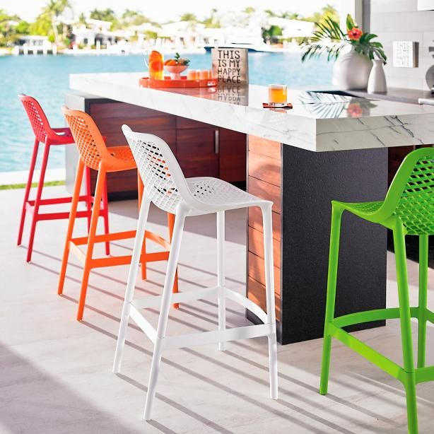 Bright Color And A Comfortably Curvaceous Seat Are Only The