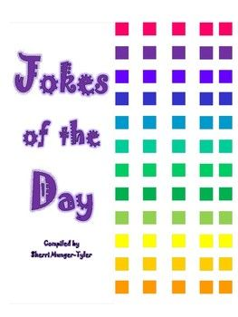 Jokes of the Day for Middle School (Grades 5, 6, 7, 8) | School ...