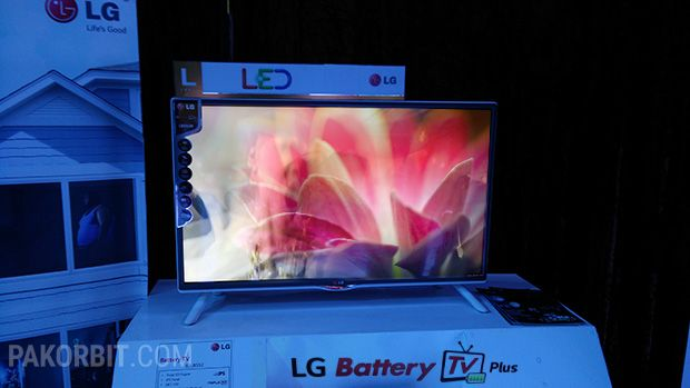 LG Introduces Battery TV and other Energy Efficient Appliances in Pakistan