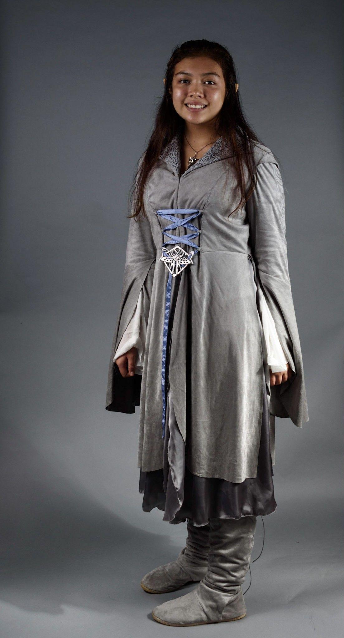 Arwen Costume Riding Coat, Arwen, Hobbit, LOTR, Lord of