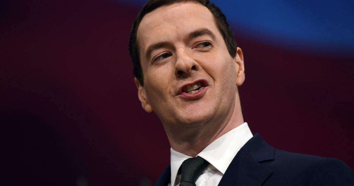 The revelation comes ahead of a crunch vote at Westminster on the Chancellor's £4.4billion cut in the welfare bill