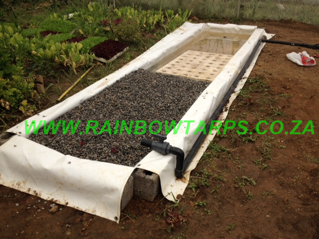 Aquaponic Hydroponic Grow Bed Liners