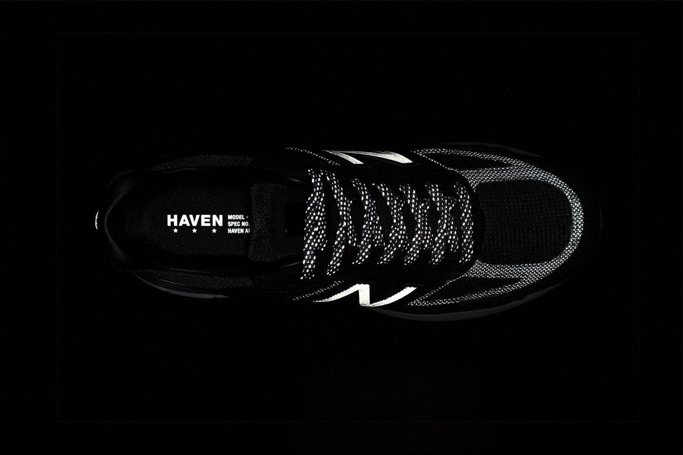 Oto nowy projekt HAVEN x New Balance 990v5