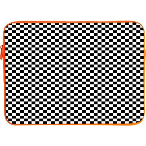 """Snoogg Abstract Chess Pattern 15\"""" 15.4\"""" 15.6\"""" Laptop Notebook Slipcase Sleeve Soft Case Carrying Case for Macbook Pro Acer Asus Dell Hp Sony Toshiba >>> Read more reviews of the product by visiting the link on the image."""