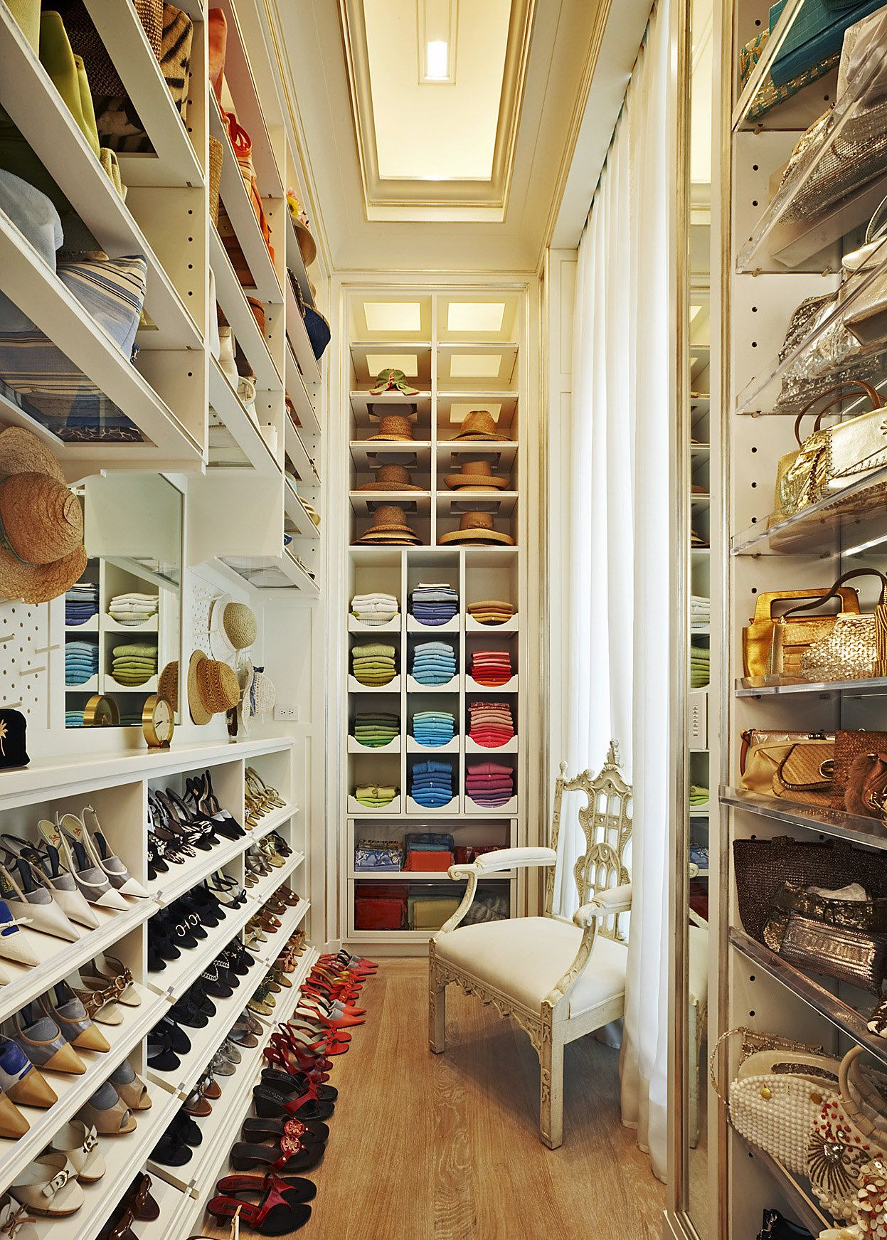 Closet organization ideas and tips by custom