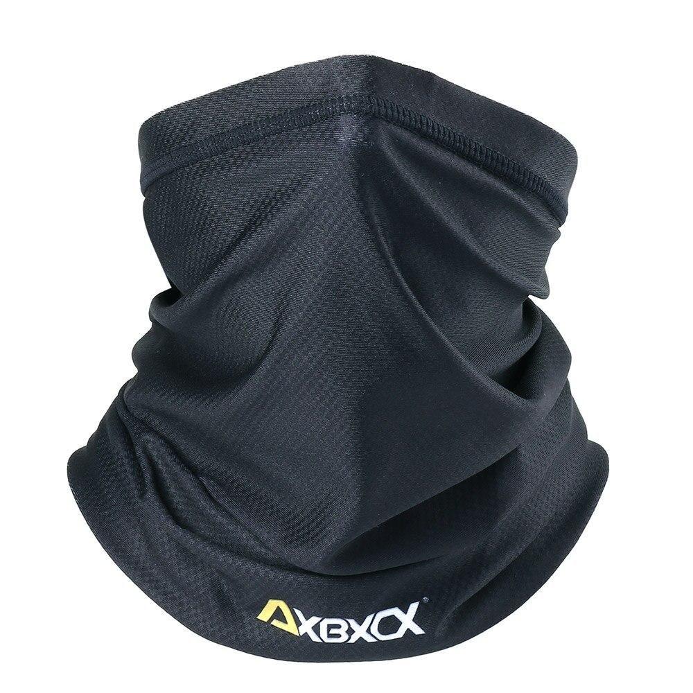 Men Women Warmer Balaclava Neck Motorcycle Fleece Tube Face Mask Scarf Snood New