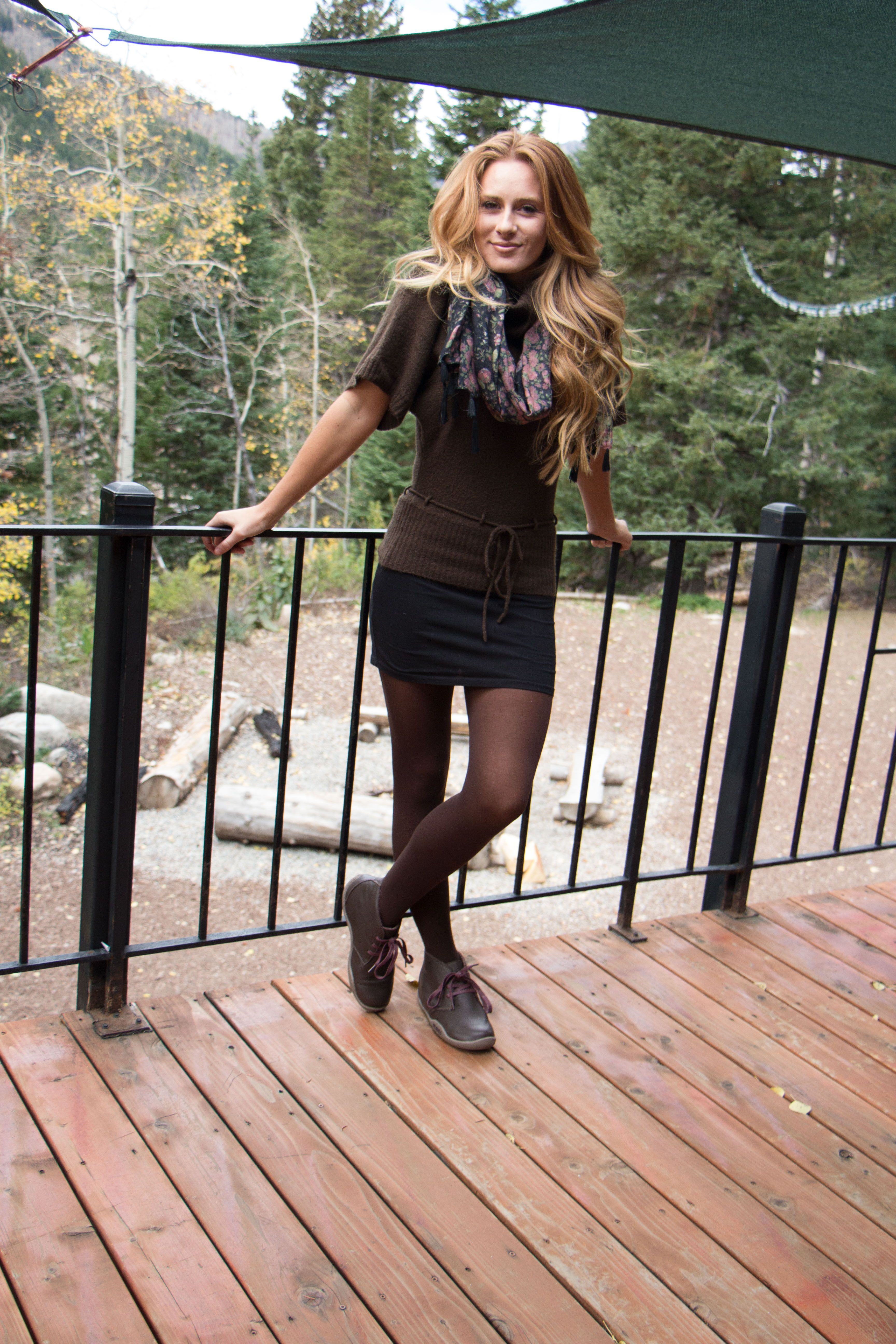 Chukka boots outfit for women. Check out this cute Chukka style ...