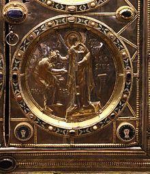 Altare di Sant'Ambrogio - Wikipedia