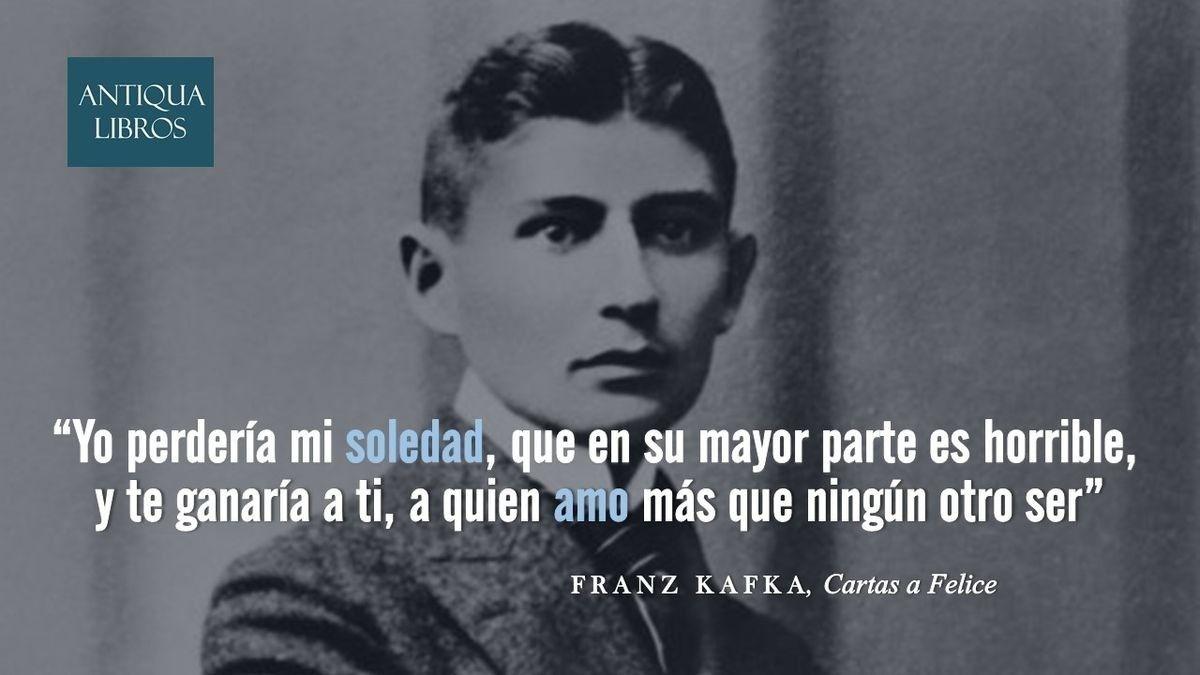 Frases De Franz Kafka Enseñanzas Para Toda La Vida