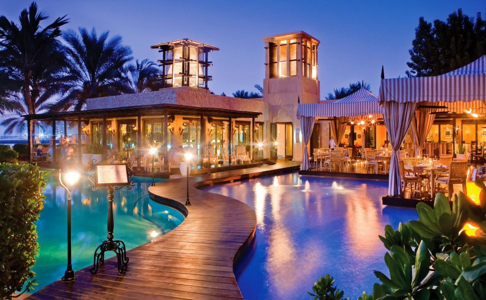 Dubai 1366x768 Hd Wallpaper With Images Best Restaurants In