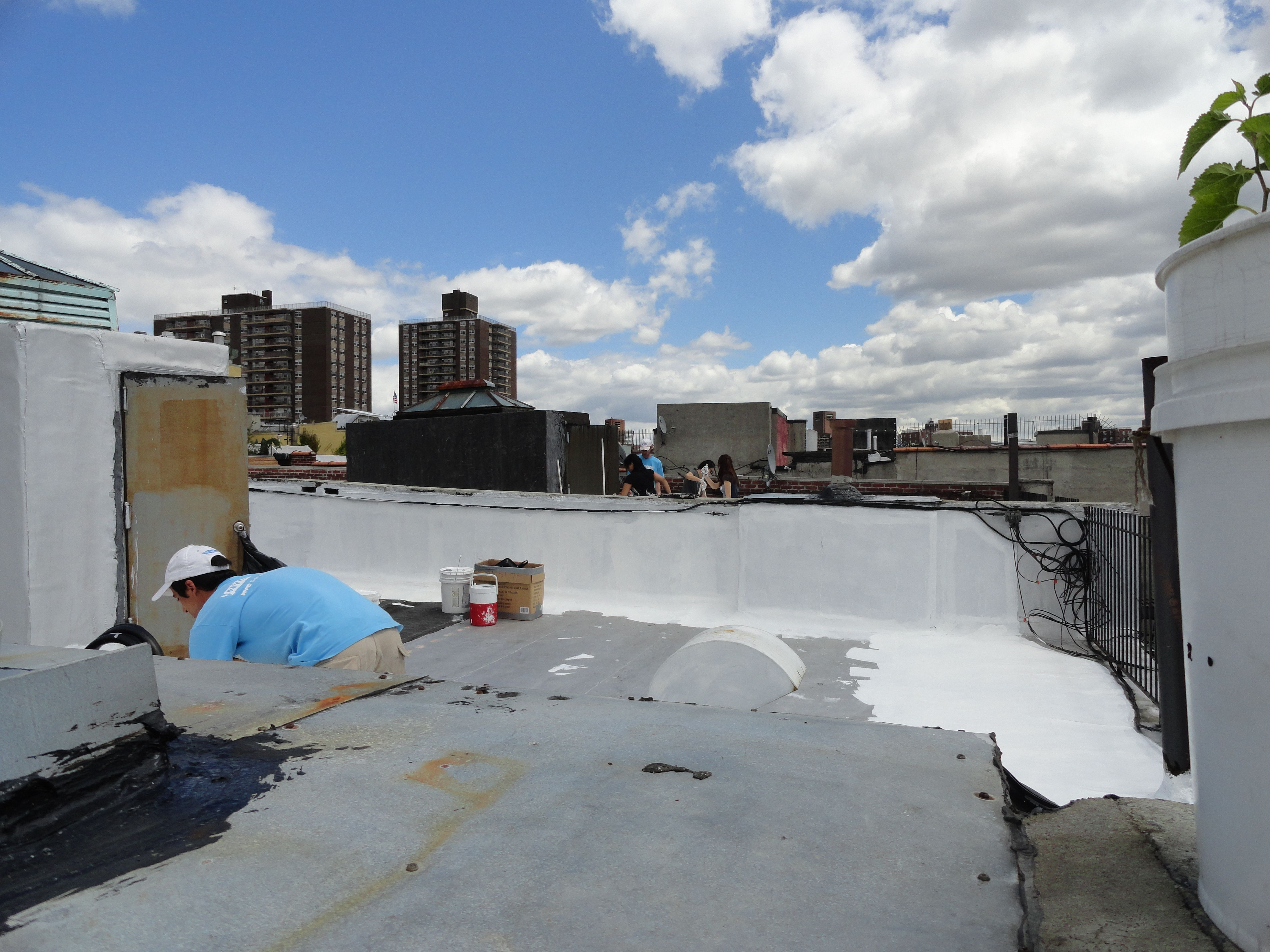 Best Be Cool With White Roof Project The White Roof Project Is 640 x 480