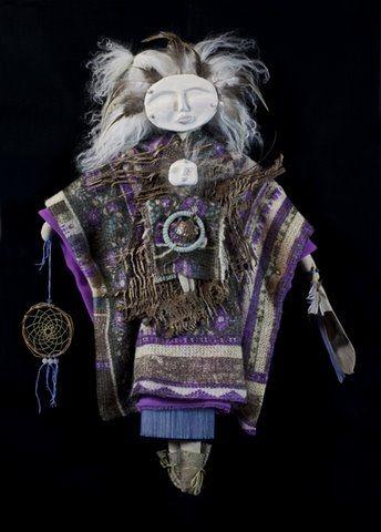 Spirit Doll - DREAM WEAVER