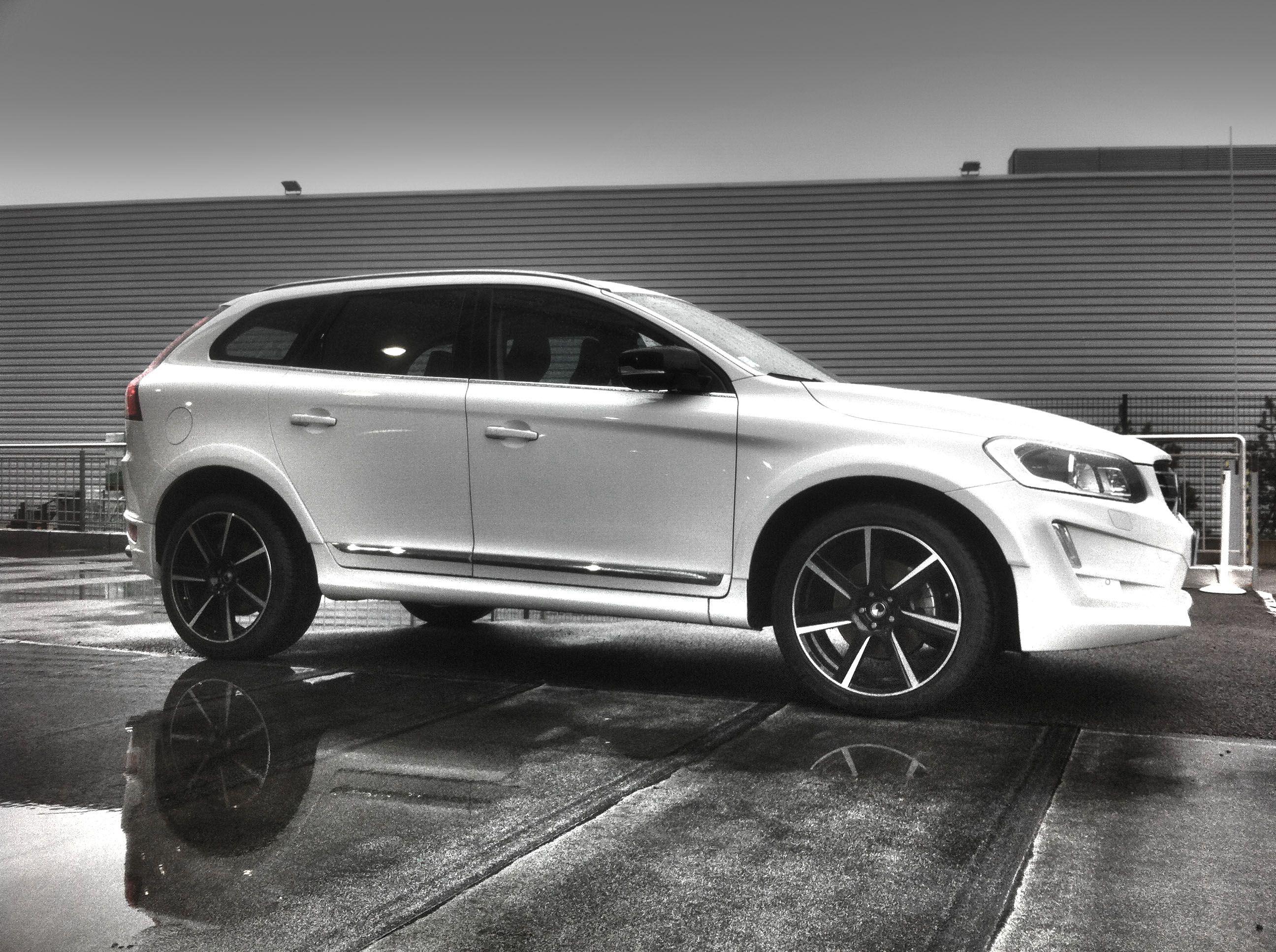 Volvo xc60 avec body kit heico sportiv