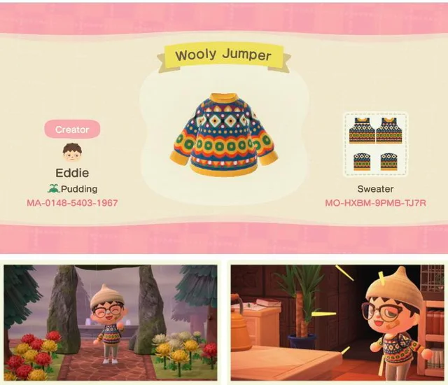 Animal Crossing Custom Designs • r/ACQR