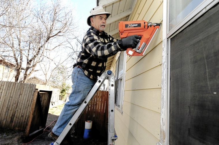 Hearts Rebuilding Homes Campaign Spreads Love To Low Income Homeowners Homeowner Home Repair Rebuilding Together