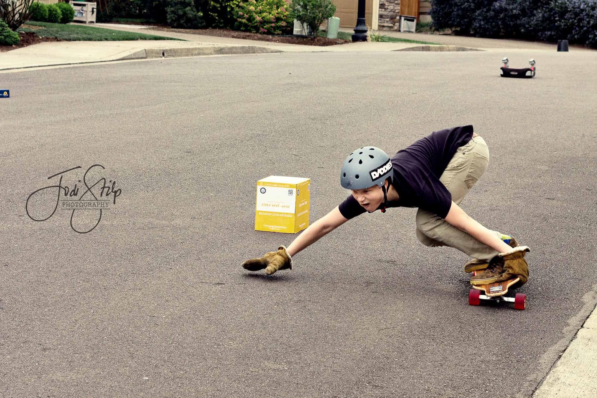 www.jodistilpphotography.com, sports, skateboard, long board, home made slide gloves, home made skate course, do it yourself