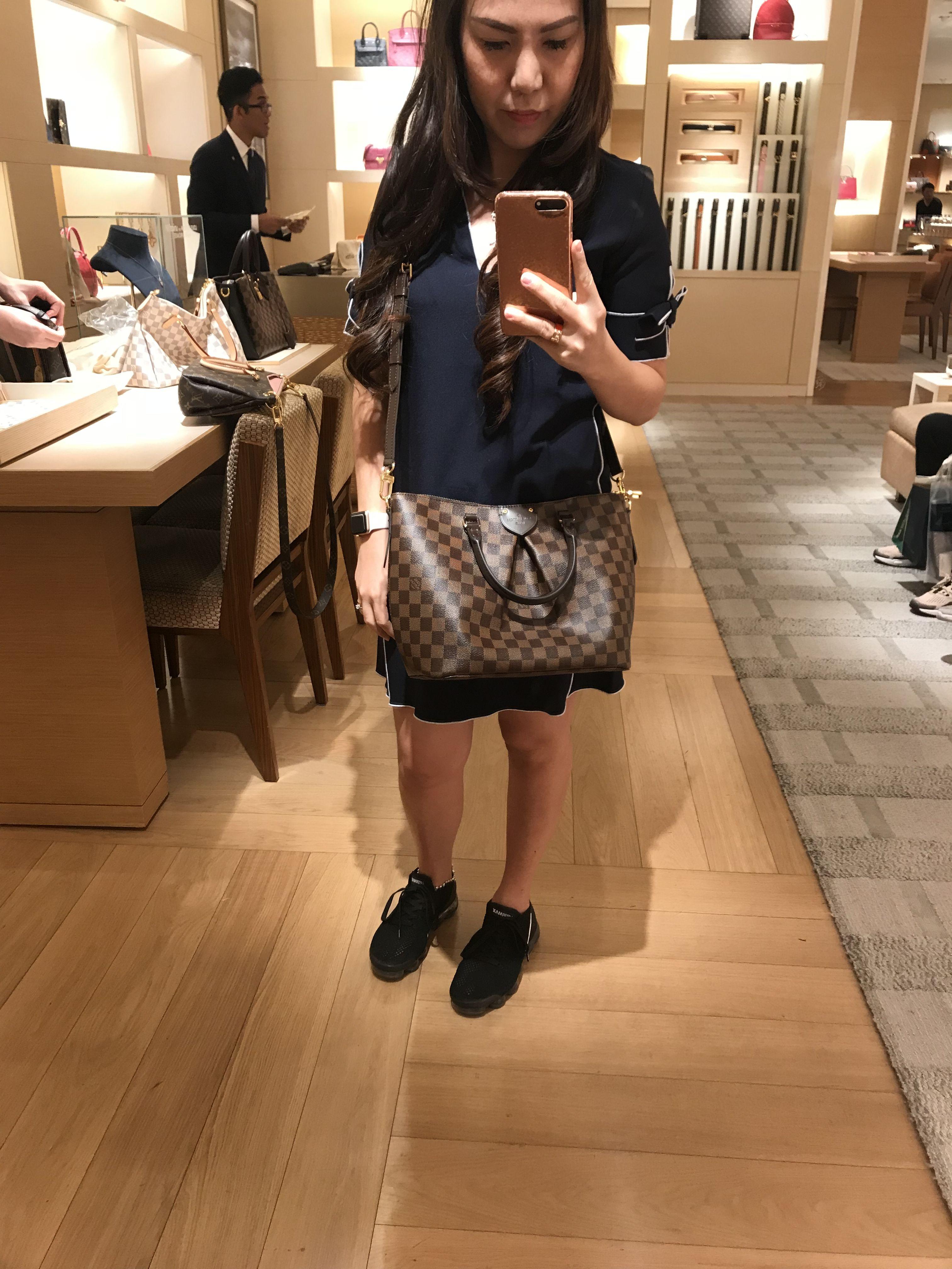 4839a50675 Louis Vuitton Sienna MM Damier | Bags addicted di 2019