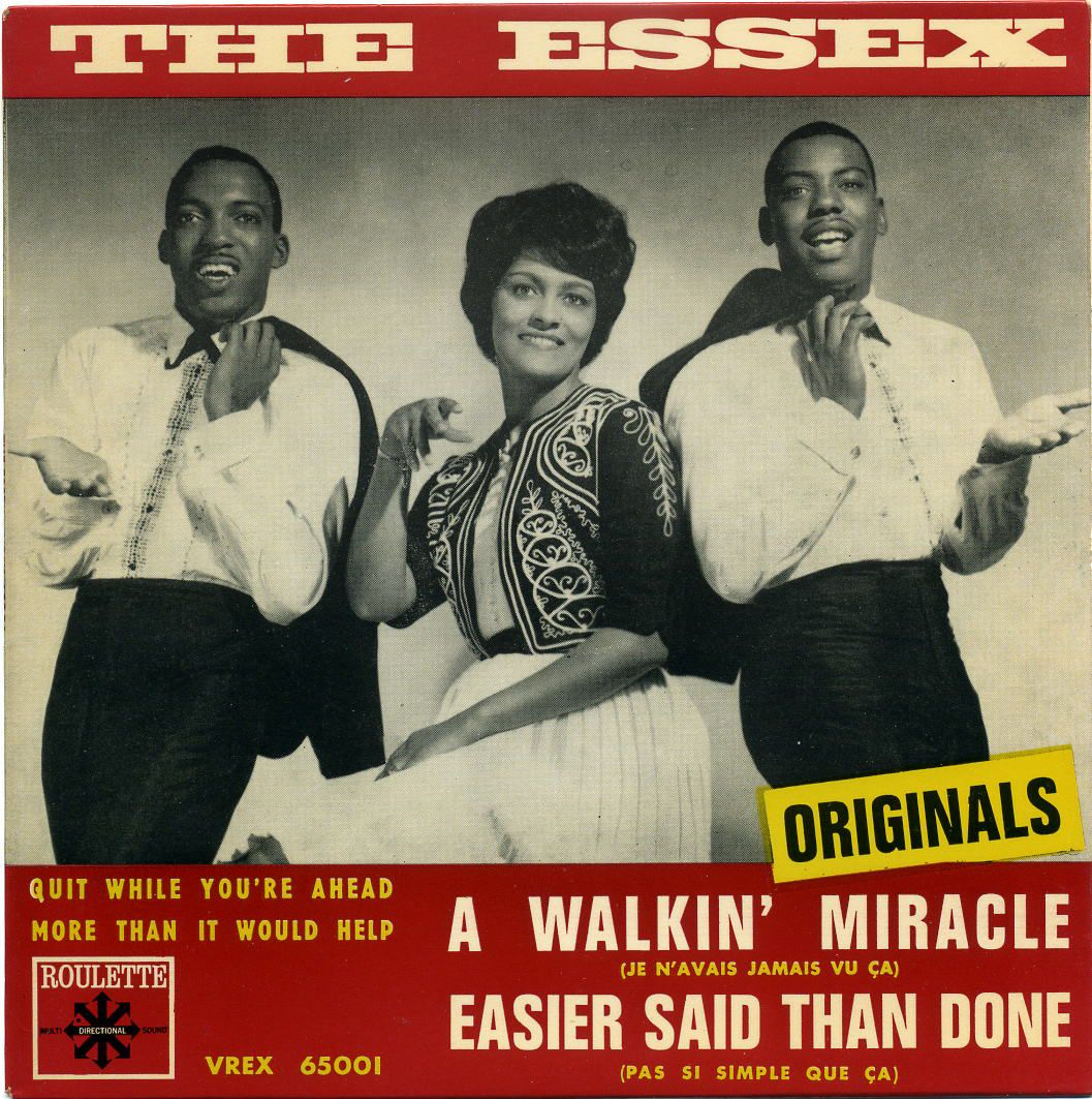 essex band easier said than done