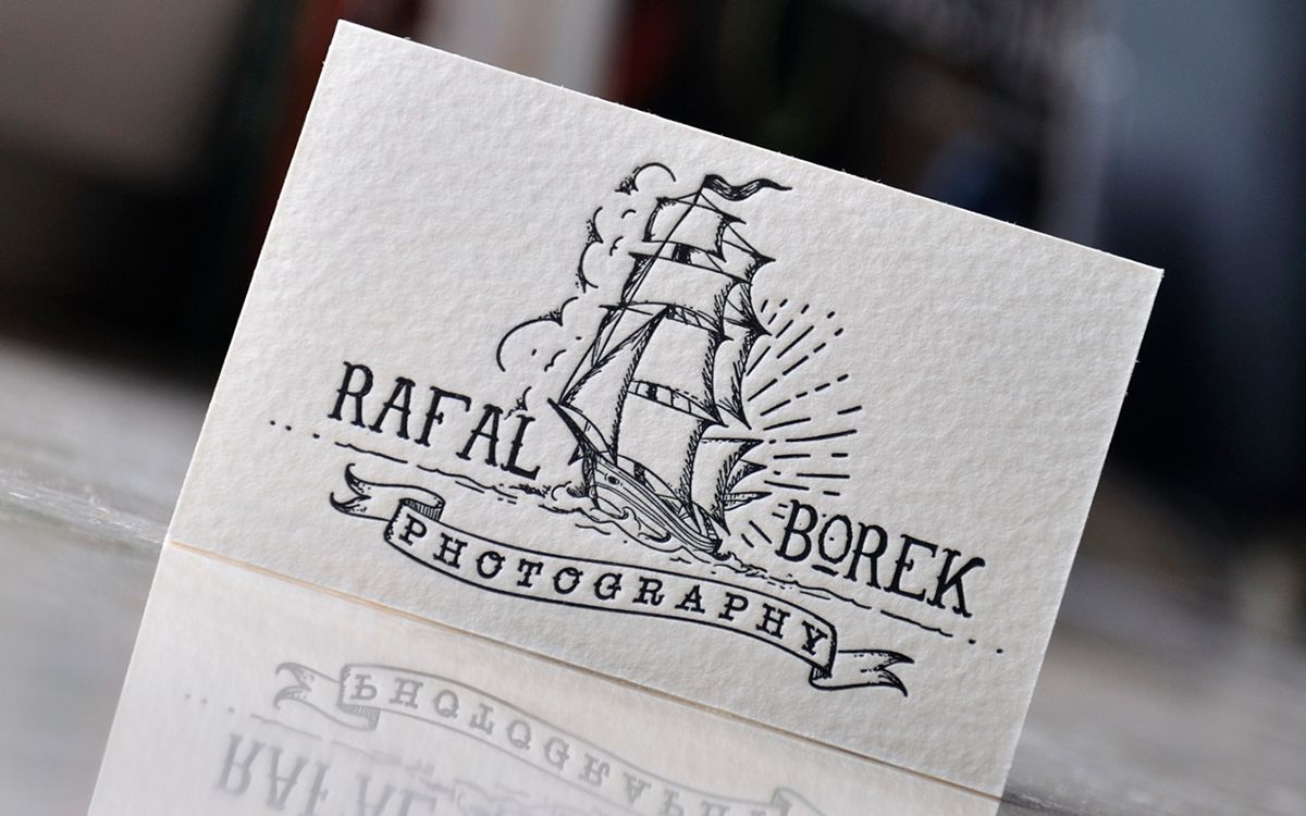 49 Inspiring Examples Of Letterpress Business Cards Print Design Creative Bloq