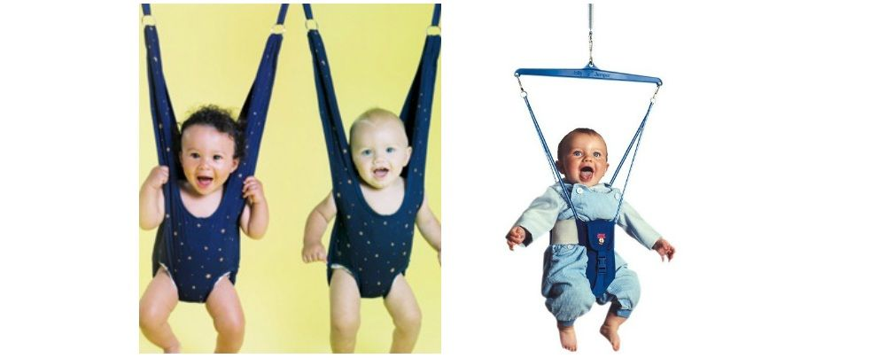 The Jolly Jumper was voted the number one baby toy in Kidspot\u0027s 2013 Best Of Awards but some doctors warn of the dangers. We investigate the pros and cons ...  sc 1 st  Pinterest & Are baby jumpers really safe   Baby jumper Jumper and Baby toys