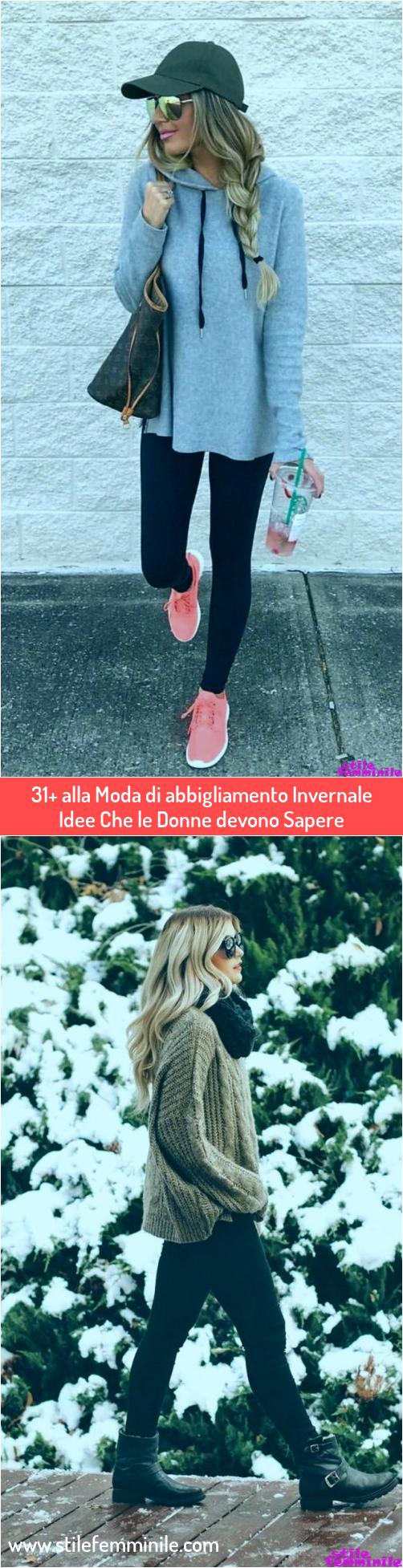 Photo of Fantastiche 31+ idee di abbigliamento invernale alla moda che le donne dovrebbero sapere …