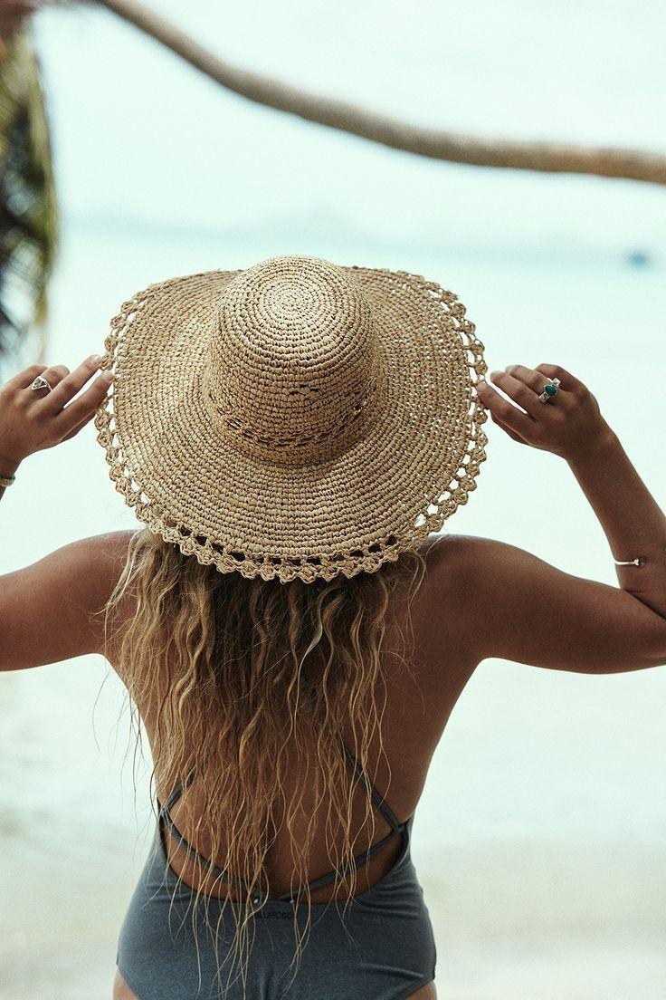 Amy Summer Women's Raffia Hat   Conner Hats