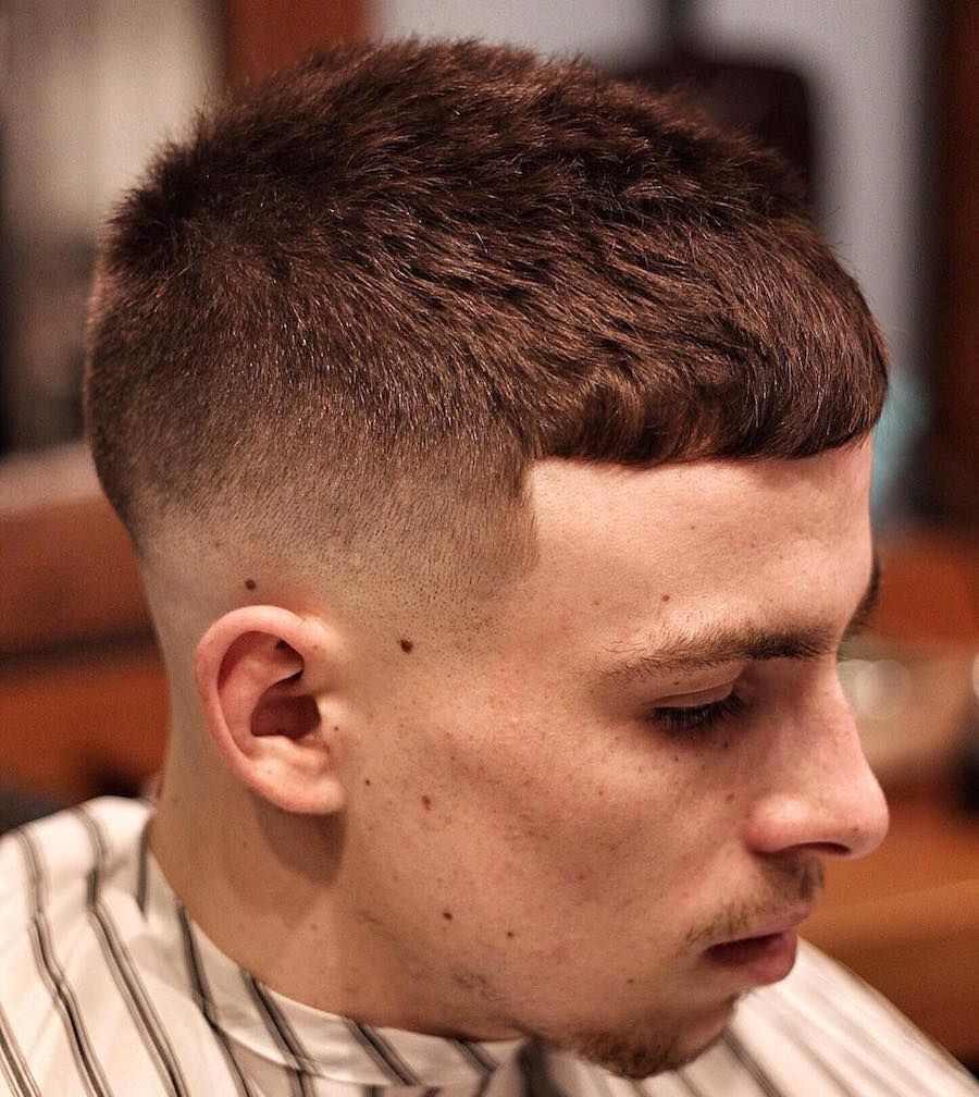 New Mens Short Hairstyles No Maintenance Hairstyle Pinterest