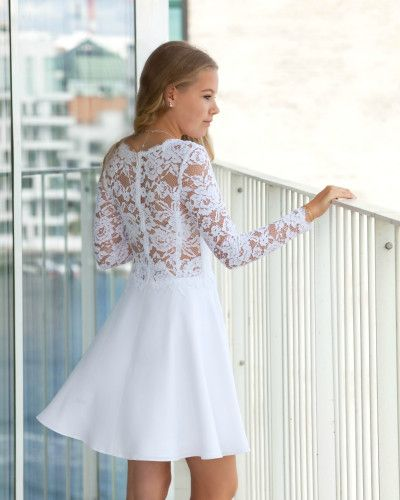 Konfirmationskjoler 2018 - Brudedesign-konfirmationskjoler #confirmationdresses
