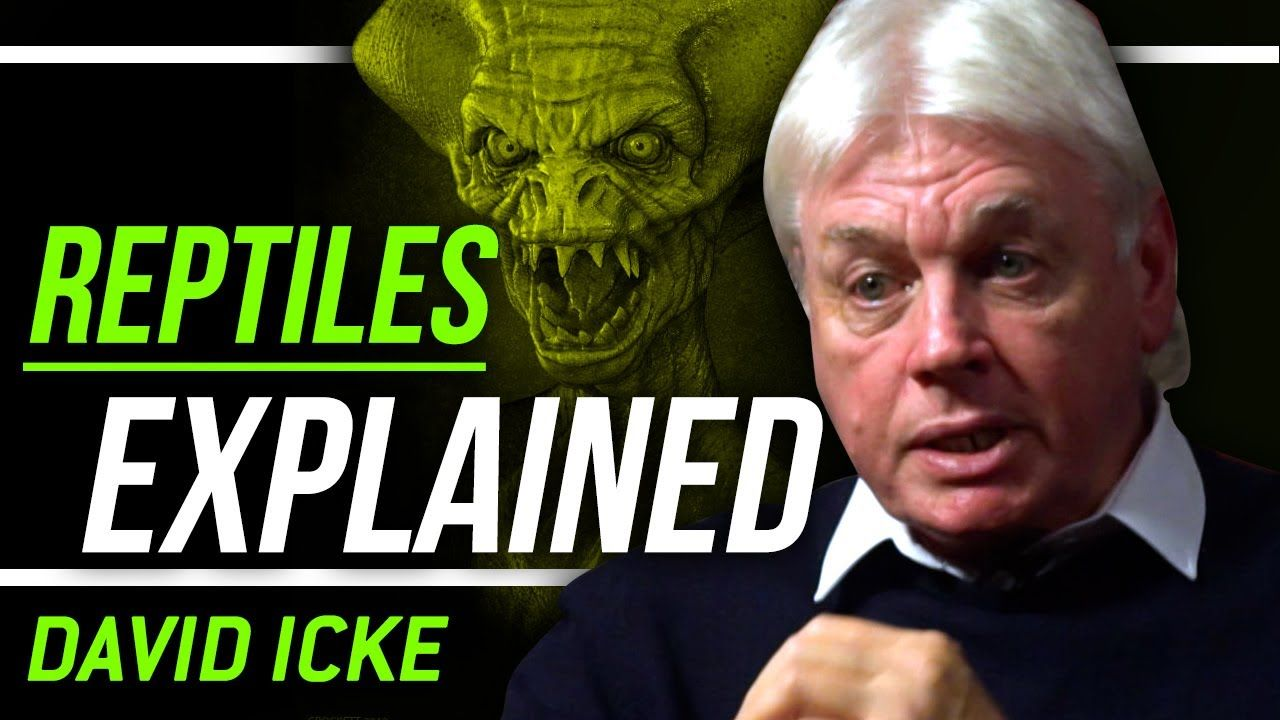 REPTILIANS AND THE ROYAL BLOODLINE - David Icke | CONSPIRACY