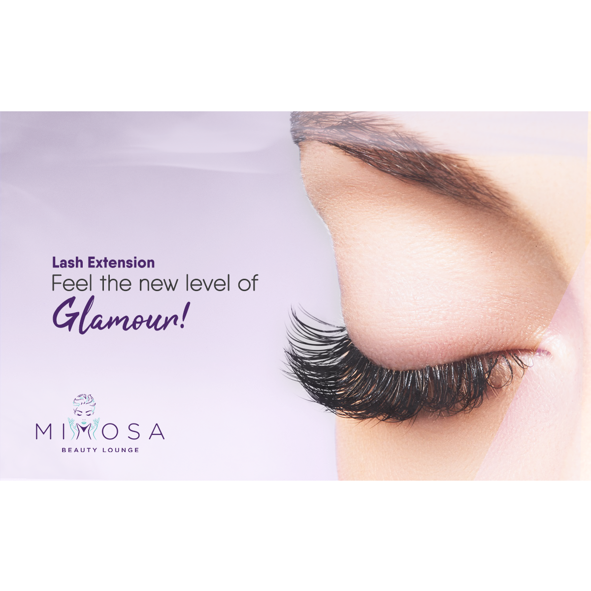 724706c3086 Forget about hassling with mascara again! Russian Layering Eyelash  Extension creates voluminous yet lightweight look